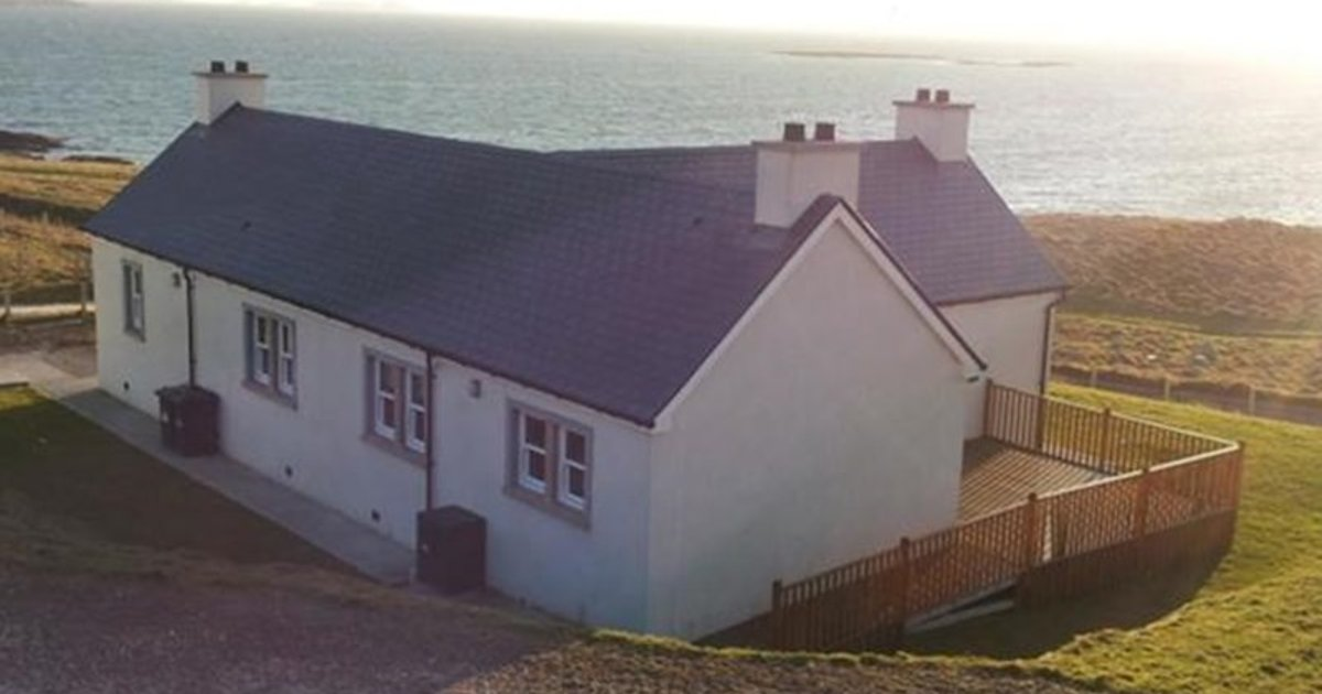 Crofters Cottage Barra
