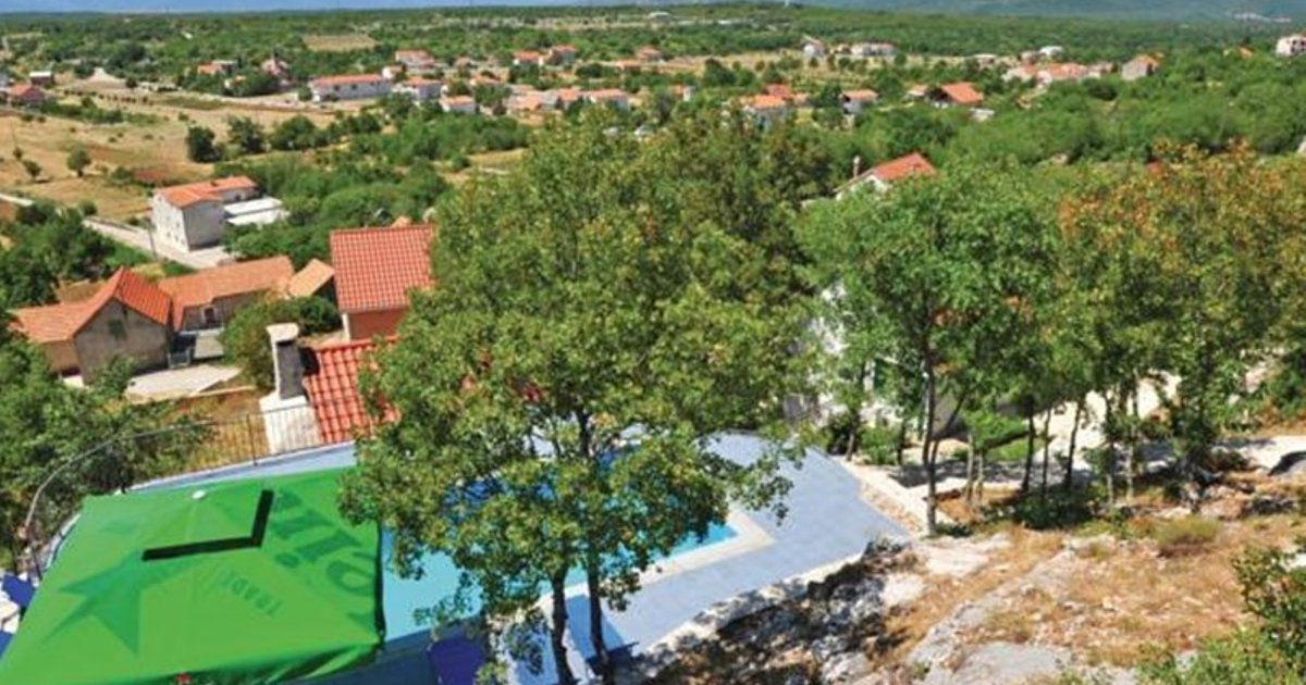 Holiday home Cista Provo bb II