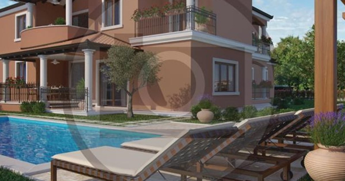 Holiday home Vizinada 37 with Outdoor Swimmingpool