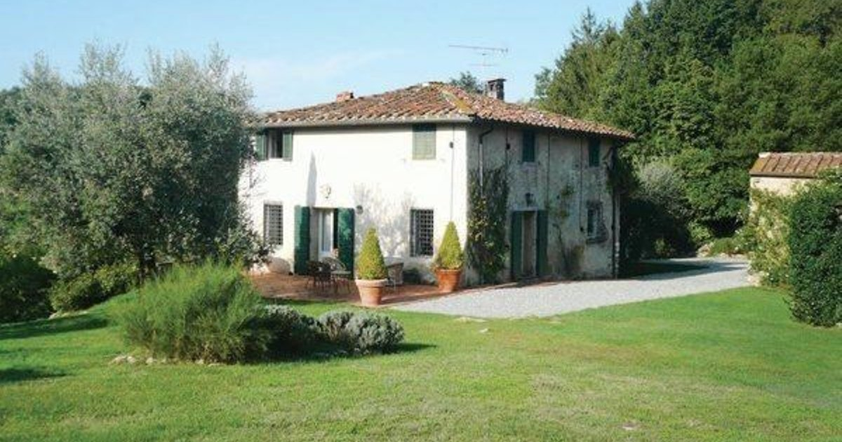Holiday home Stabbiano -LU- 53