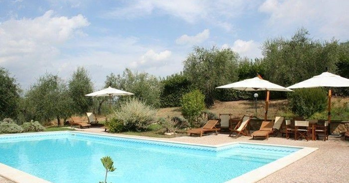 Holiday home Barberino Val D'elsa with Pool