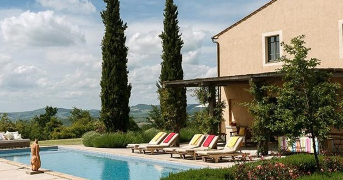 Villa in Val D''Orcia IV