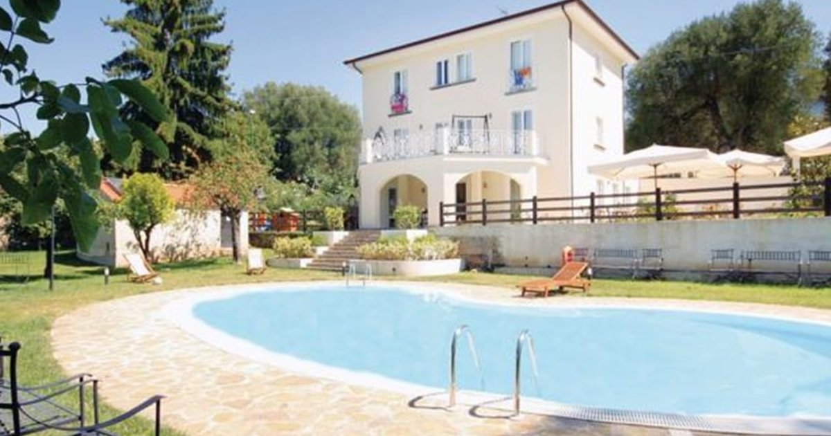 Holiday home Massa d. Lucania 49 with Outdoor Swimmingpool
