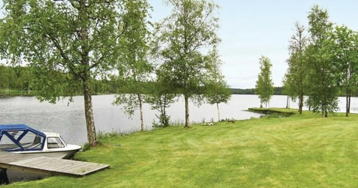 Holiday home Barkansjö Malmbäck II