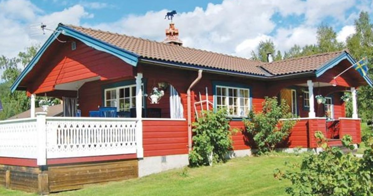 Holiday home Blyberg Älvdalen