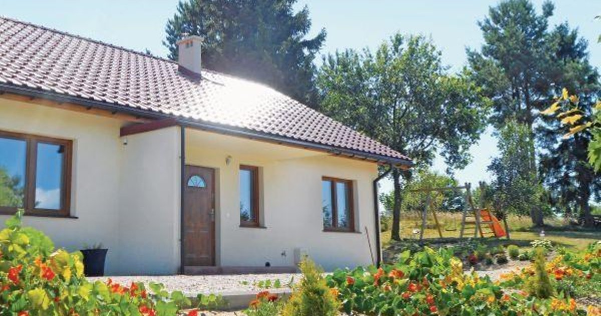 Holiday home Wolin Dargobadz