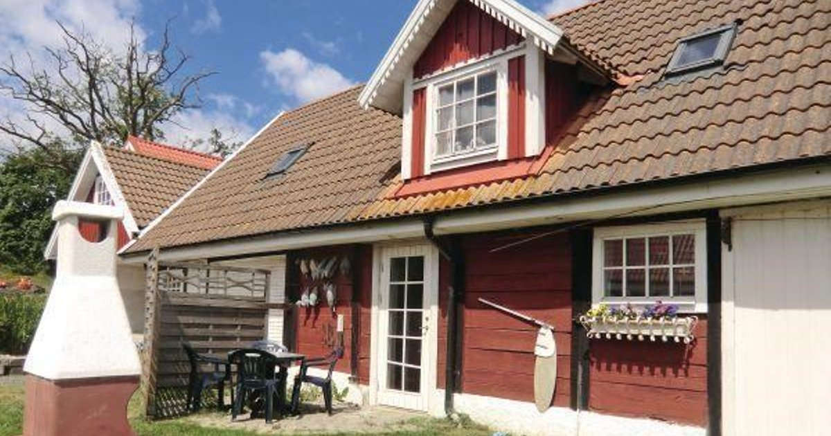 Holiday home Bräkne-Hoby AB-790