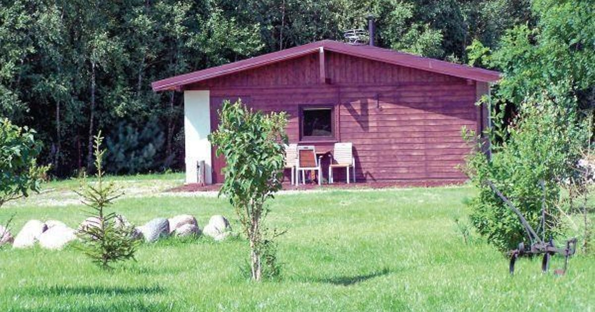 Holiday home Goscino ul. Lesna