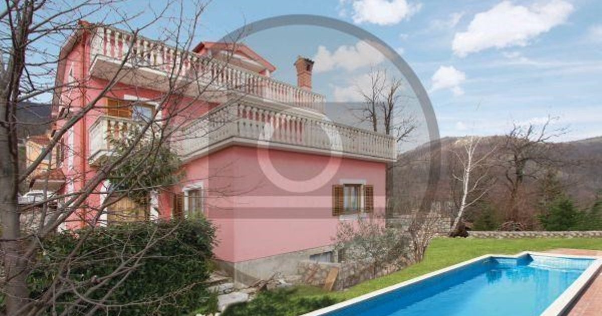 Holiday home Veprinac Zagrad