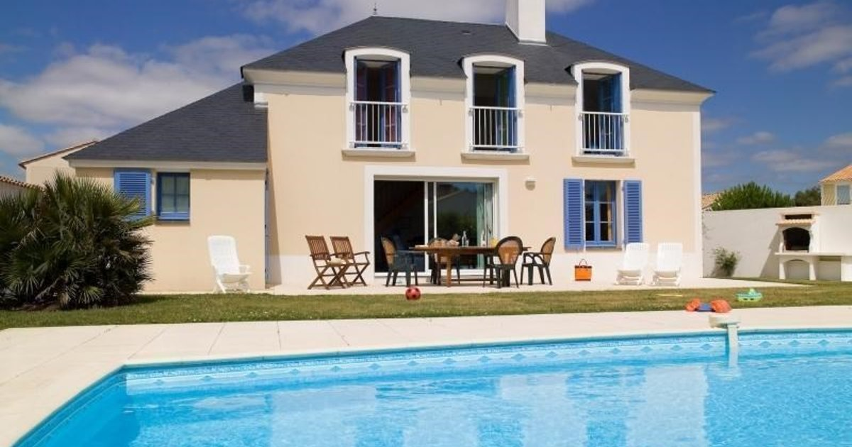 Holiday Home Le Domaine De Vertmarines I