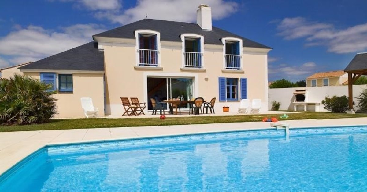 Holiday Home Le Domaine De Vertmarines II