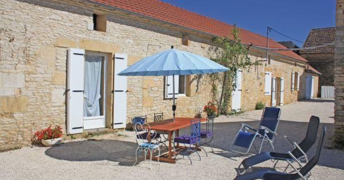 Holiday home Pech Divendre J-614