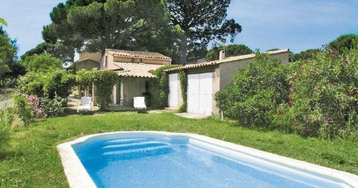 Holiday home Sainte Maxime IJ-1514