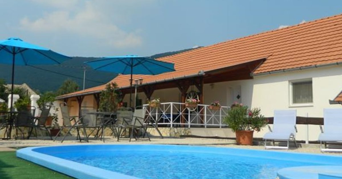 Hungary Holiday Home
