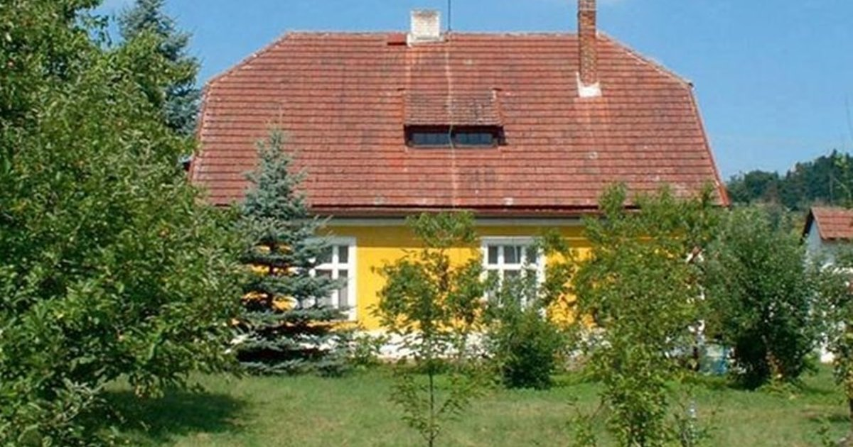 Holiday home Zruc nad Sazavou 1