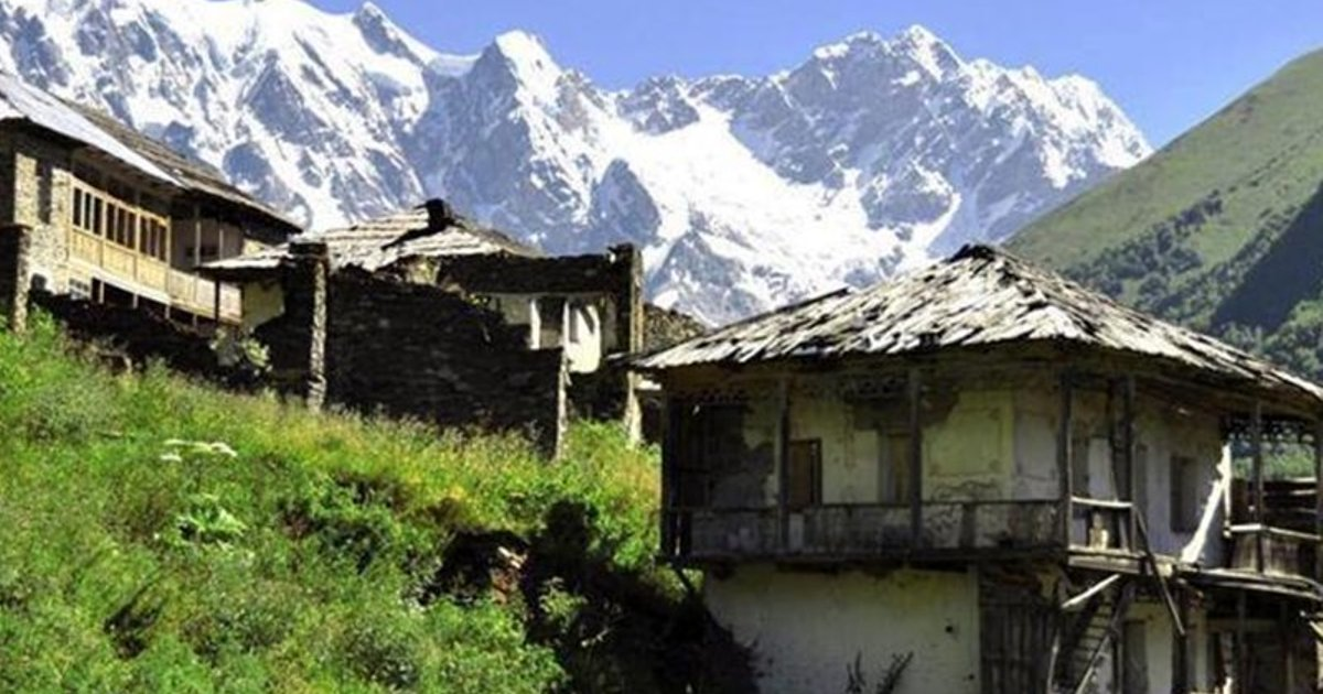 Guest House Svaneti
