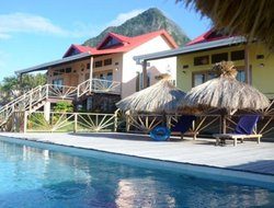Saint Lucia hotels with sea view