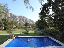 Pets-friendly hotels in Lunahuana