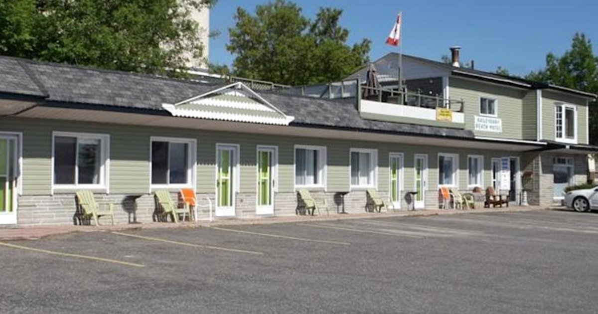 Haileybury Beach Motel