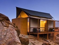Namibia hotels with river view