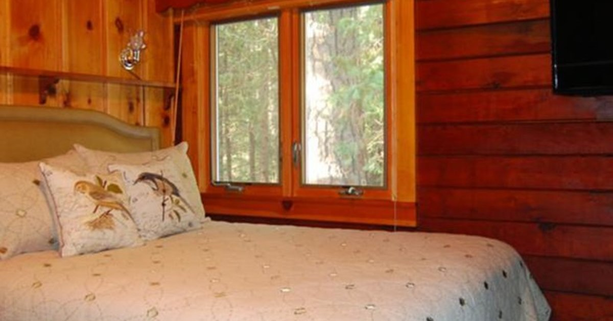 Cabin #48 Sugarpine Suite