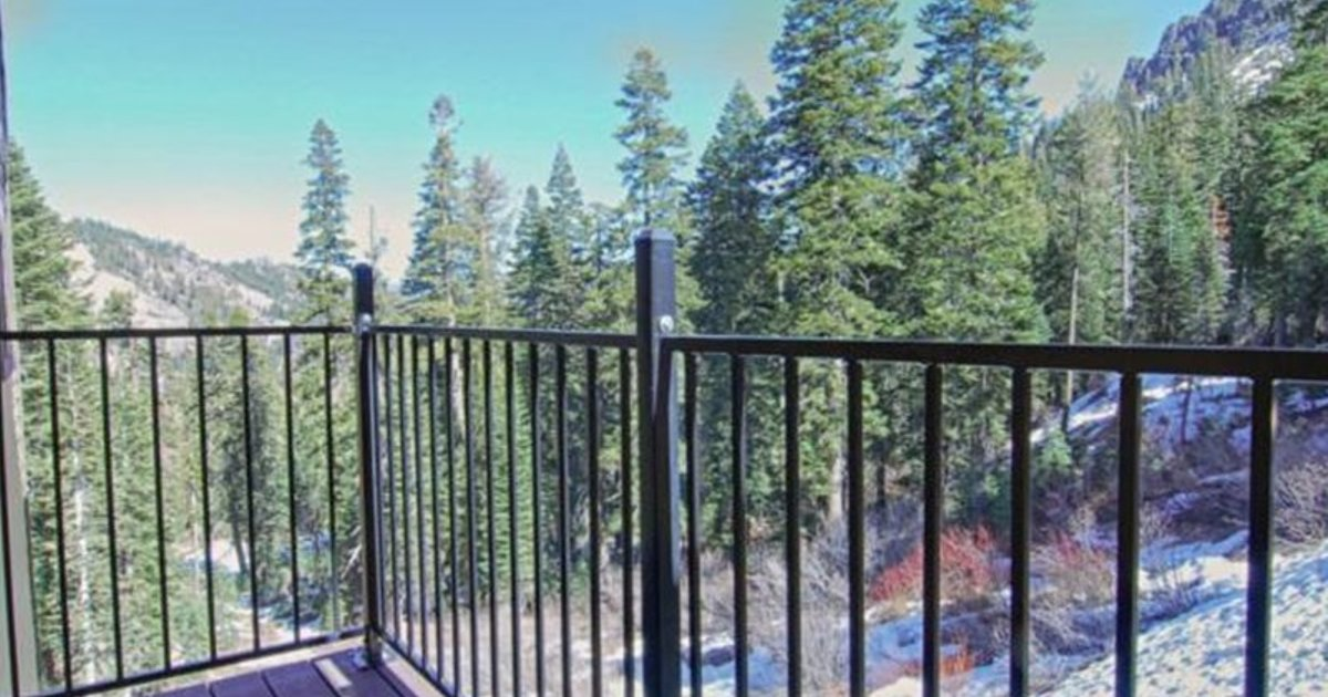 Alpine Meadows Condo #8