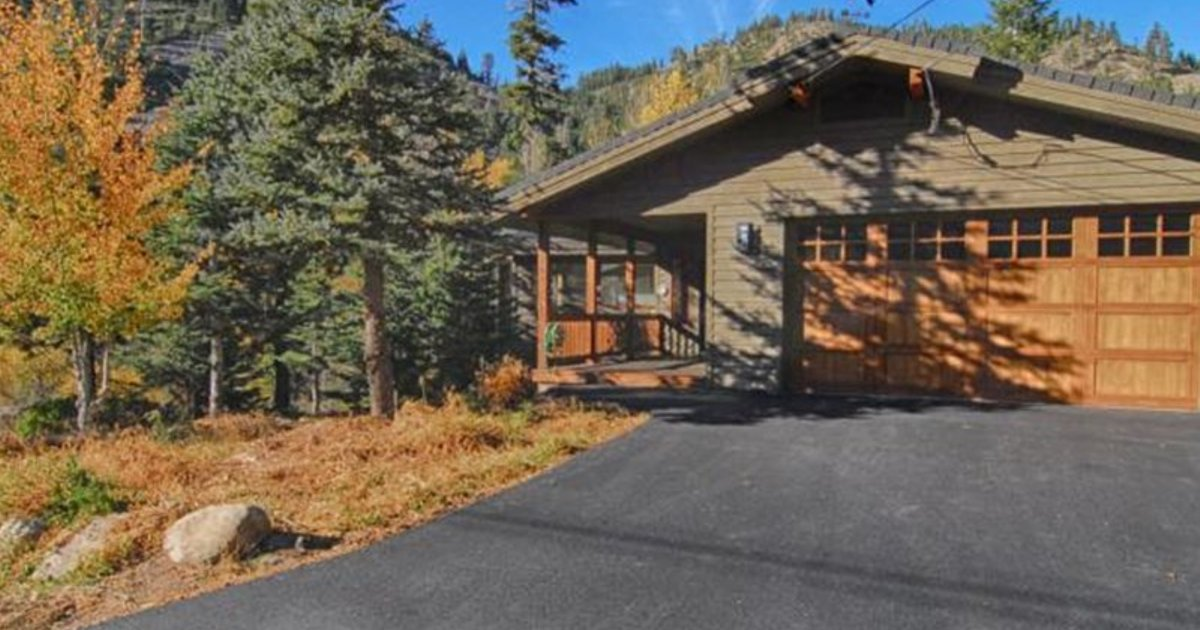 Sequoia Vacation Rental By Tahoe Vacation Rentals