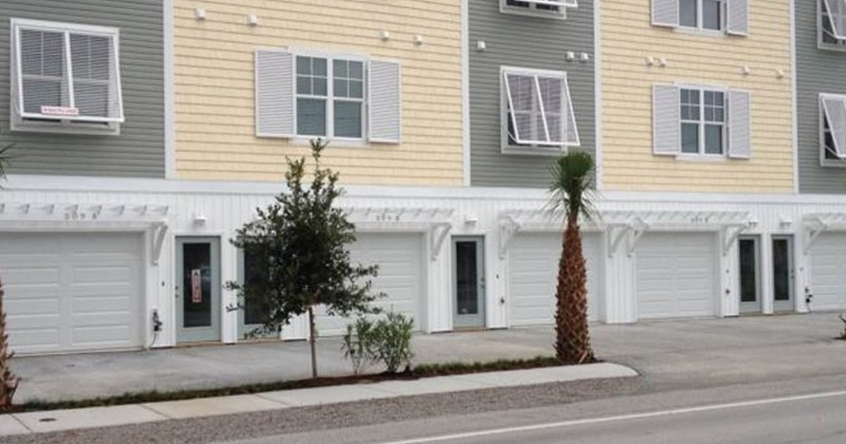 Surf City Townhouse