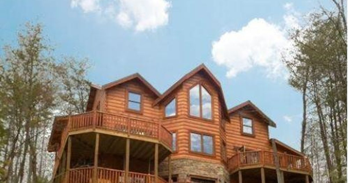 Ravens Nest At Smoky Cove By Gatlinburg Cabins Online