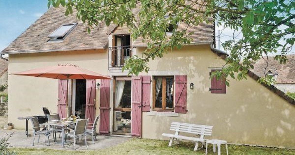 Holiday home Beauvais d´en Bas H-747