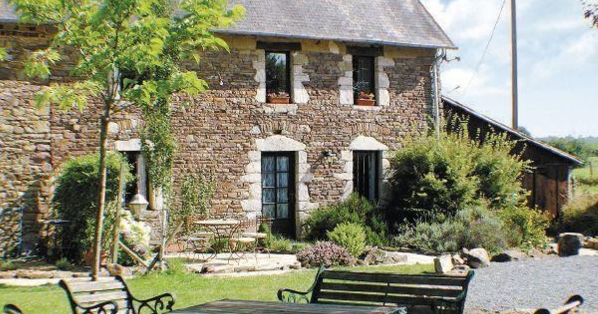 Holiday home Notre Dame de Cenilly M-811