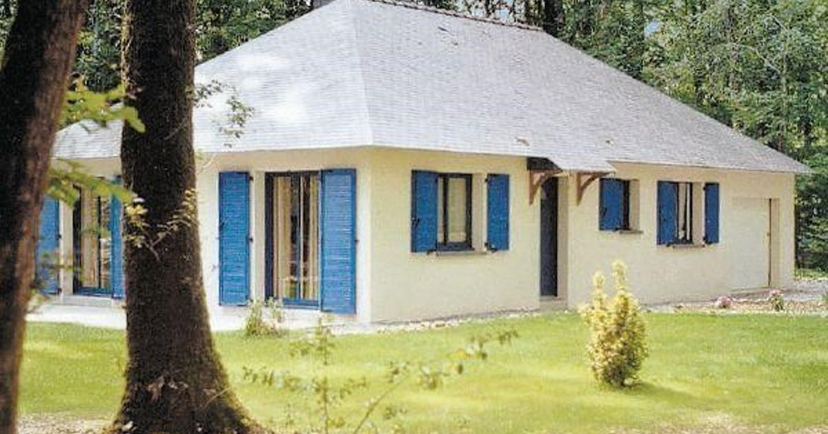 Holiday home Allée de lAngle J-713