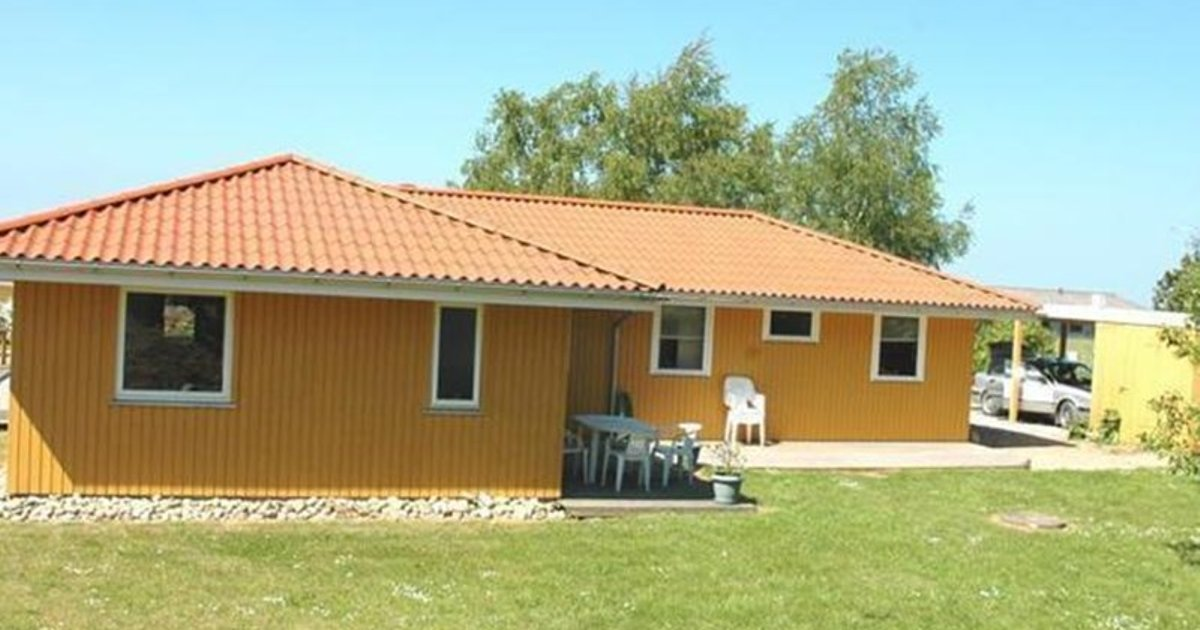 Holiday home HindOvej 6