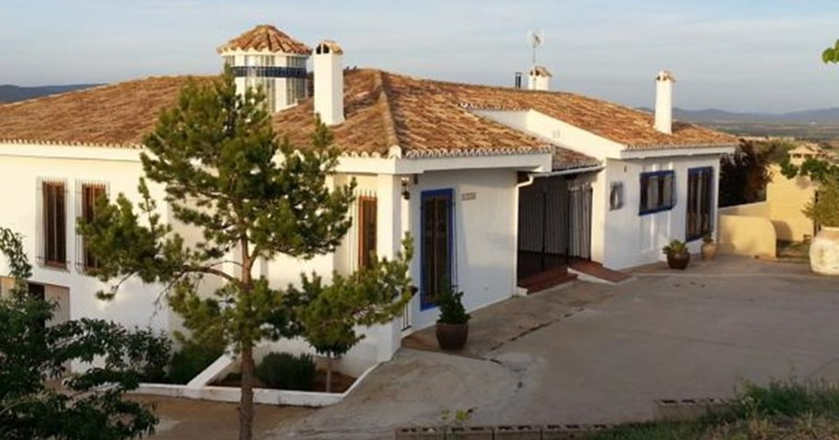 Country house El Olivar