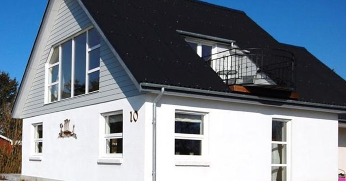 Holiday home Nørre G- 3243