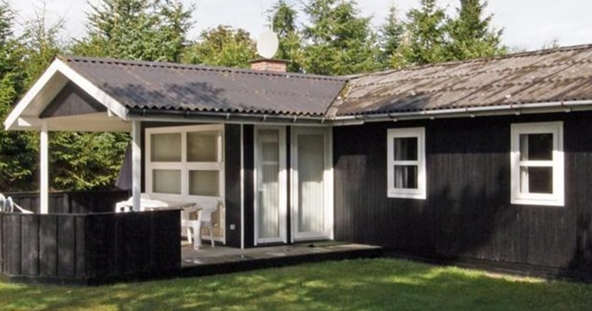 Holiday home Østenkrog B- 3358