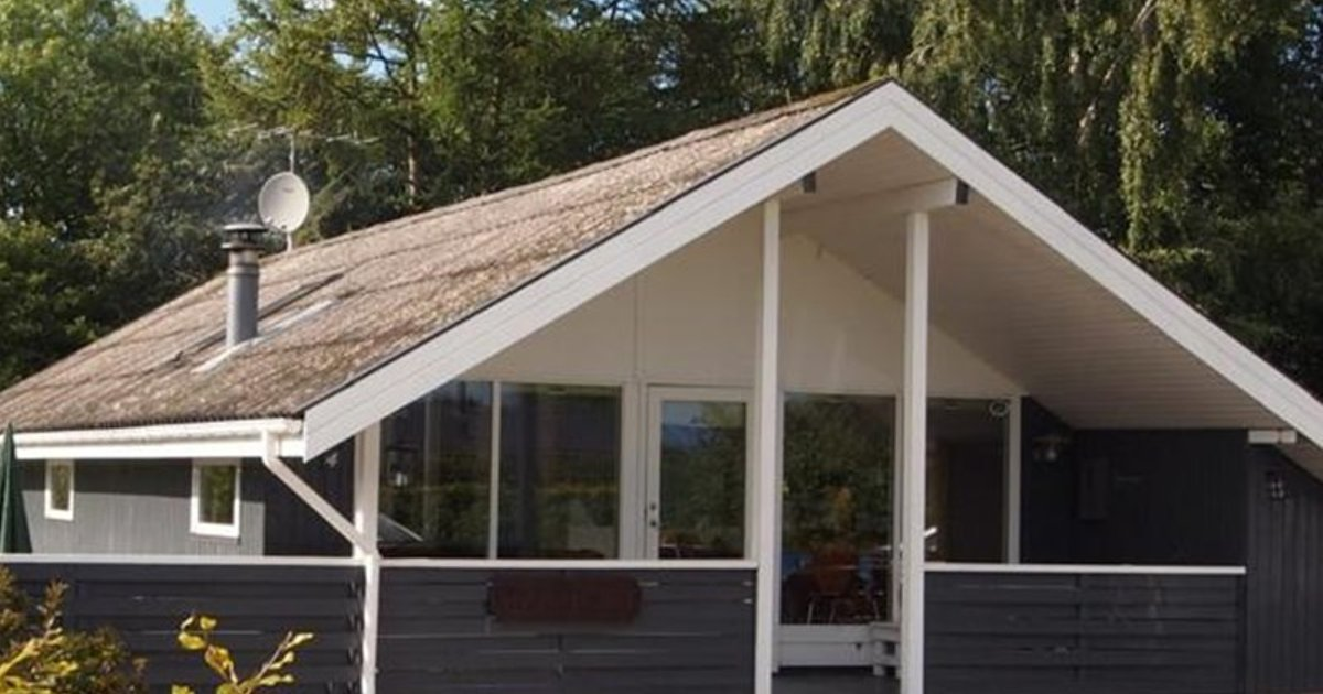 Holiday home Pøt D- 3576