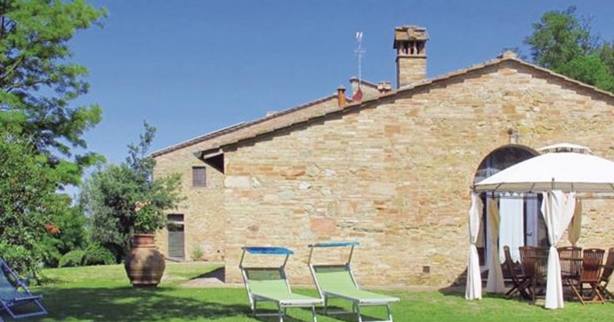 Holiday home Barberino V. d´Elsa 52 with Outdoor Swimmingpool