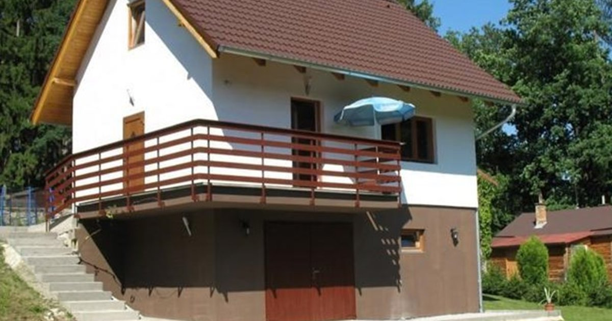 Holiday home Dolni Stropnice 1