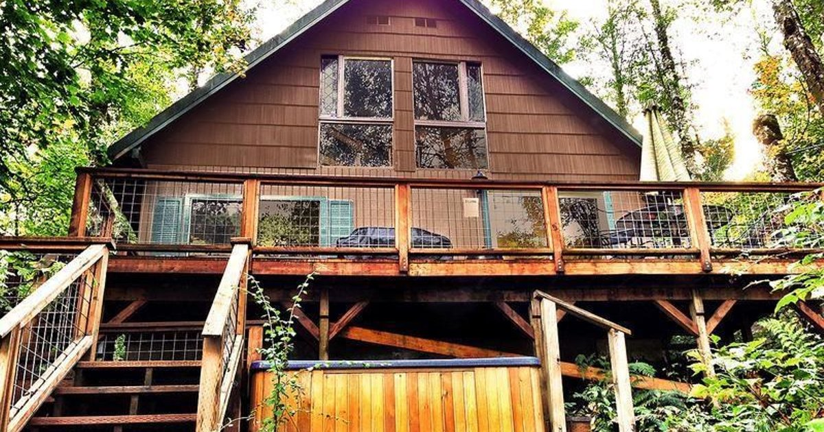 Huckleberry Hideout, Vacation Rental at Index