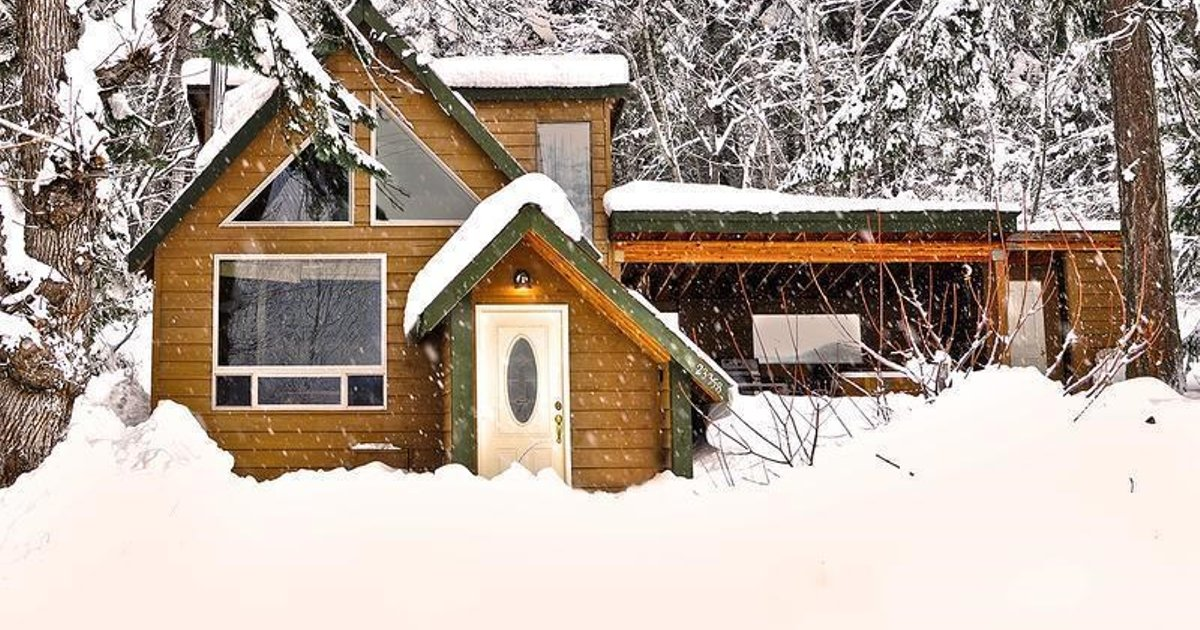 Vista View Chalet, Vacation Rental at Leavenworth