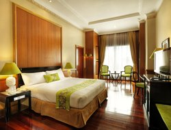The most expensive Kalimantan Island hotels