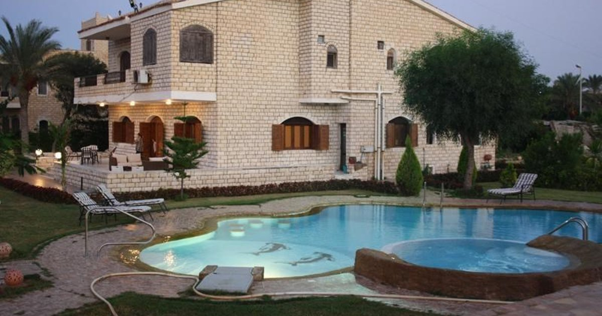 Villa Marina In Ghabat Area