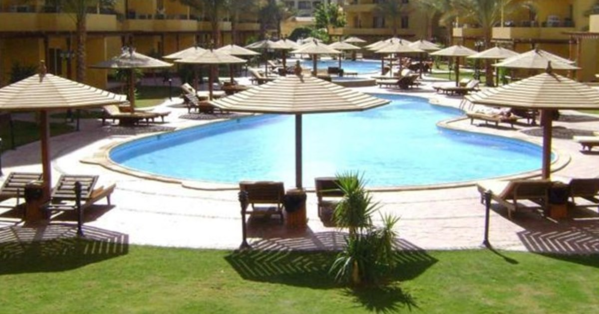 One-Bedroom Apartment in The British Resort El Kawther