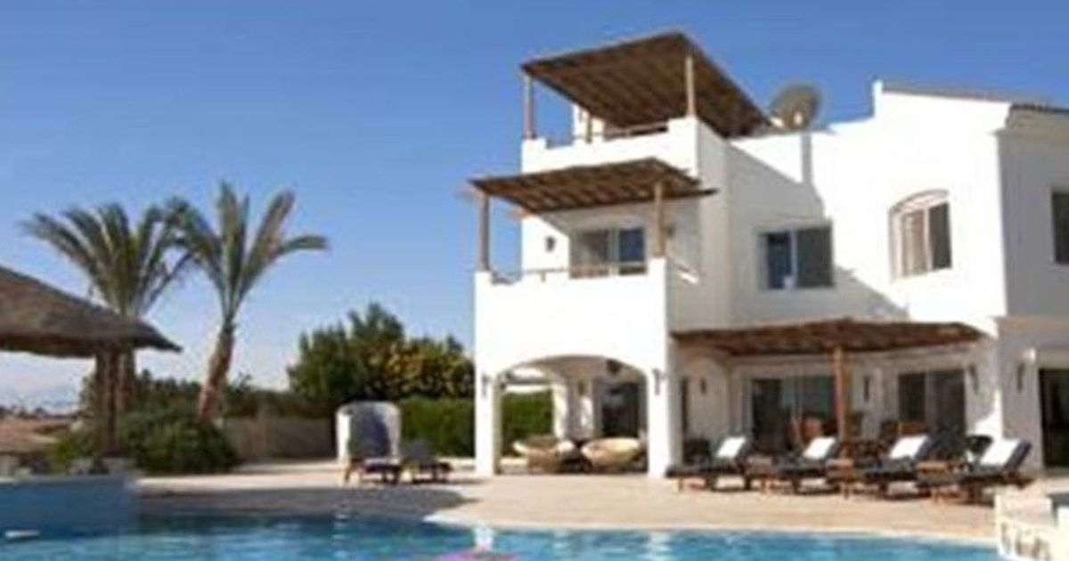 Four-Bedroom Villa at White Villas El Gouna , Hurghada - Unit 107940