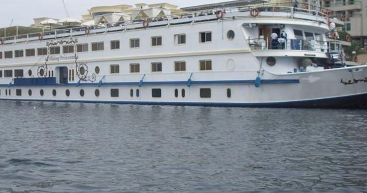 Viking Princess Luxor Aswan 04 & 07 Nights Every Monday