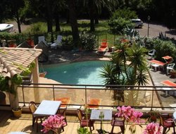 Top-5 hotels in the center of Bormes-les-Mimosas
