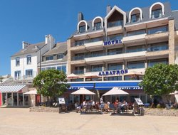 Top-3 romantic Quiberon hotels