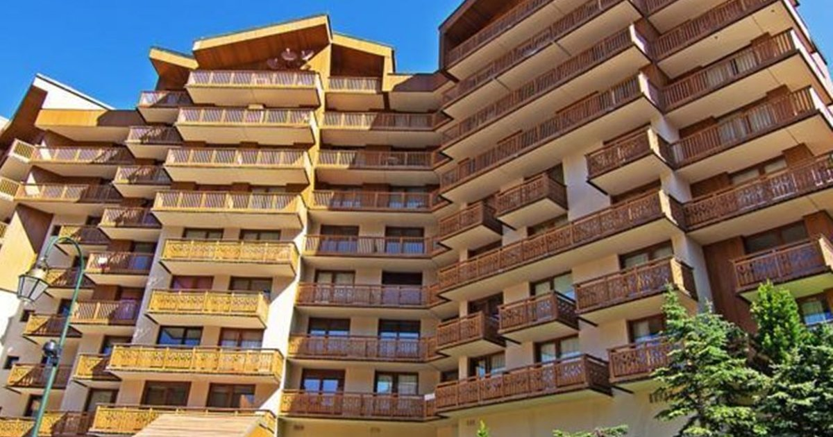 Apartment Roche Blanche I Val Thorens