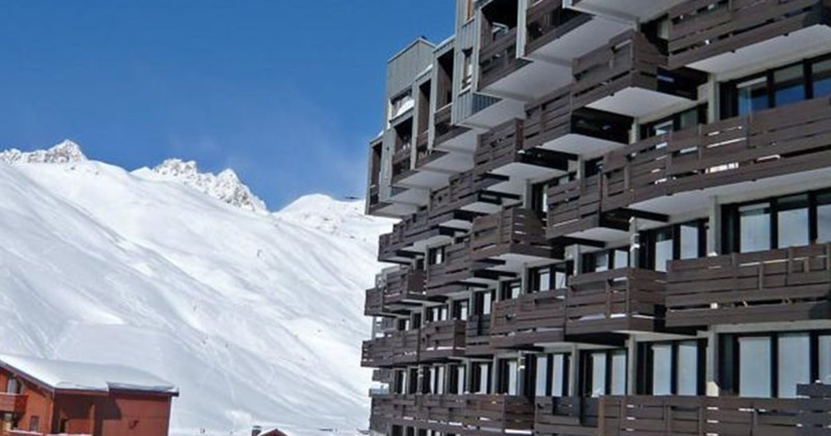 Apartment Curling XI Tignes